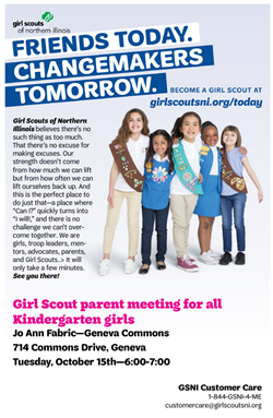 Girl Scouts Oct 16