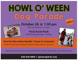 Dog Parade Oct 26