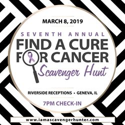 Seventh Annual Find a Cure for Cancer March 8