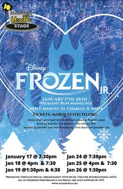 Frozen Jr Jan 26