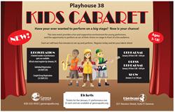 Kids Cabaret Jan 24