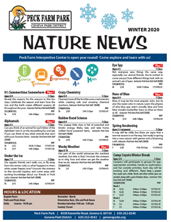 Nature News Winter March 20