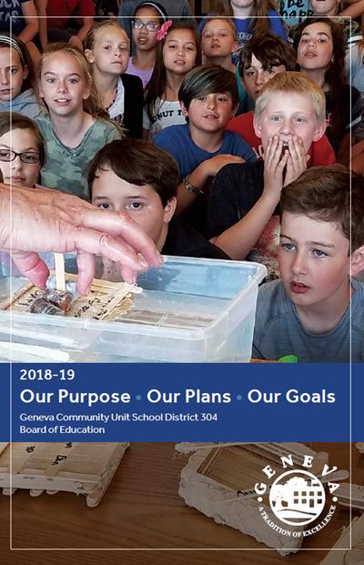 2018-19 Goals Book