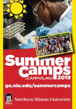 NIU Summer Camps June 16