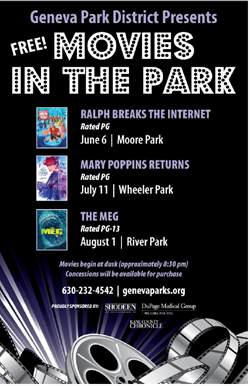 Movies in the Park Aug 1
