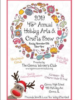Craft Show 2019 Nov 11