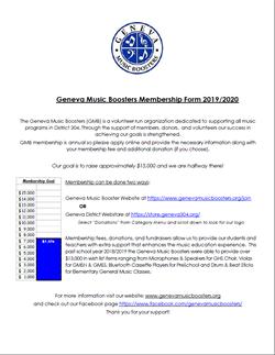 GMB Membership Form 2019 2020 Nov 2