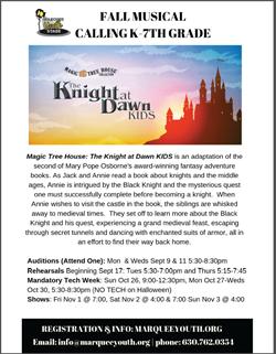 Broadway Showcase Nov 4