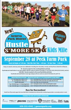 HustleSmore Poster Sept 29