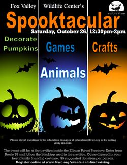 Spooktacular Oct 26