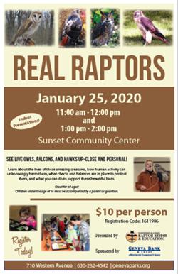 Real Raptors Jan 25