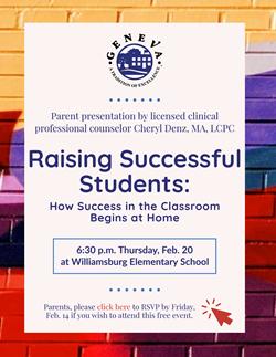 Raising Successful Students Feb 20