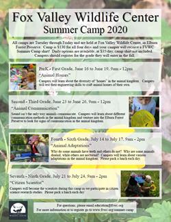 FWVC Summer Camp June 16