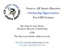 Scholarship Flyer April 24