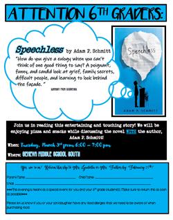 GMS Book Club Feb 27