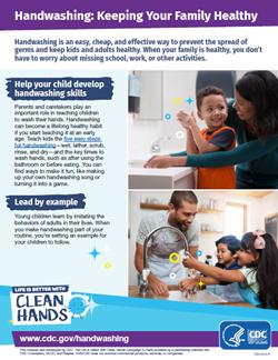 Handwashing May 1
