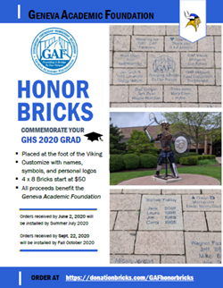 GAF HOnor Bricks AUG 2020
