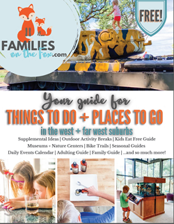 Families on the Fox Flyer Online Backpack June 5