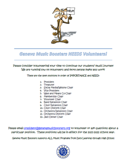GMB Volunteer Aug 17