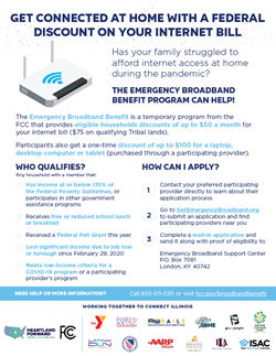 Emergency Broadband Benefit Dec 31