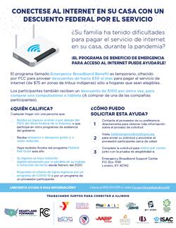 Emergency Broadband Benefit Espanol Dec 31