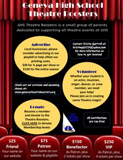 Membership Flyer June 1
