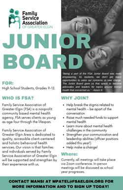 Junior Board Jan 1