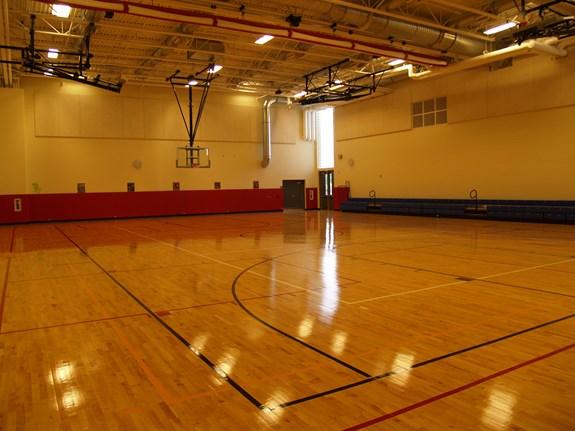 Fabyan Elementary Gymnasium