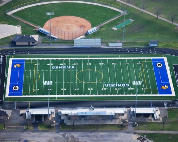 Geneva HS Burgess Field