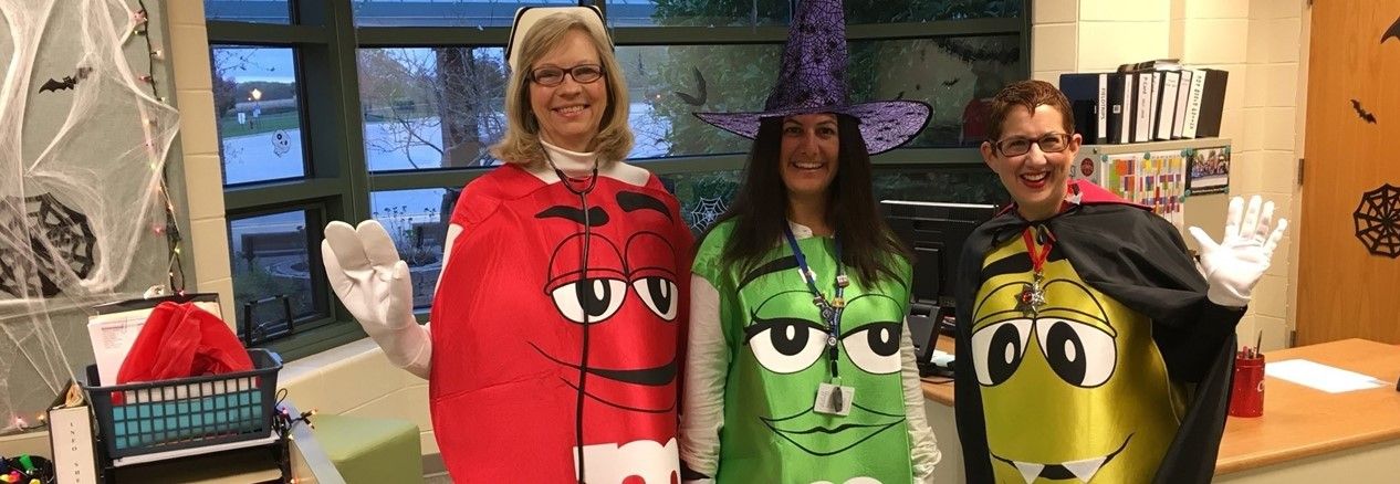 Happy Halloween from Heartland Elementary School!