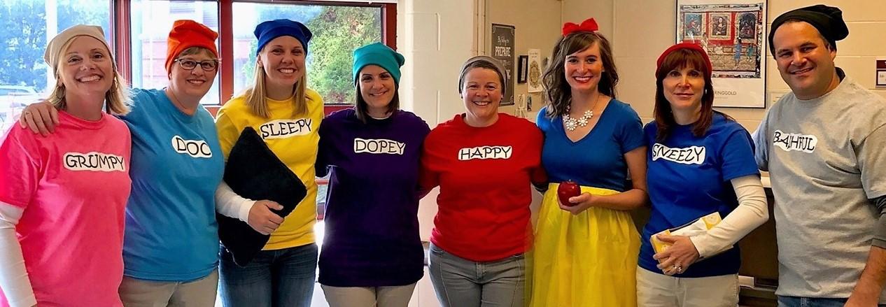 Happy Halloween from Mill Creek Elementary School!