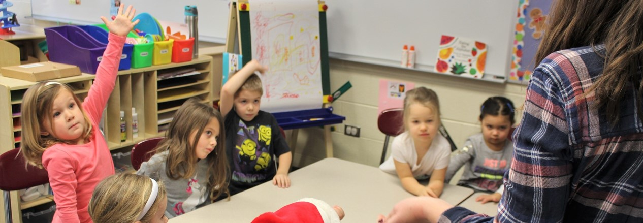 Geneva High School students lead STEAM activities at Geneva Early Learning Program