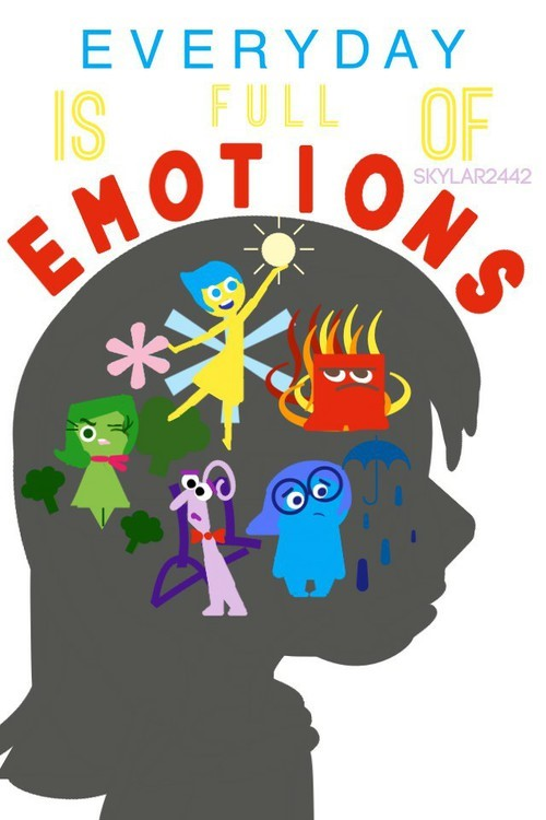 Every Day is Full of Emotions