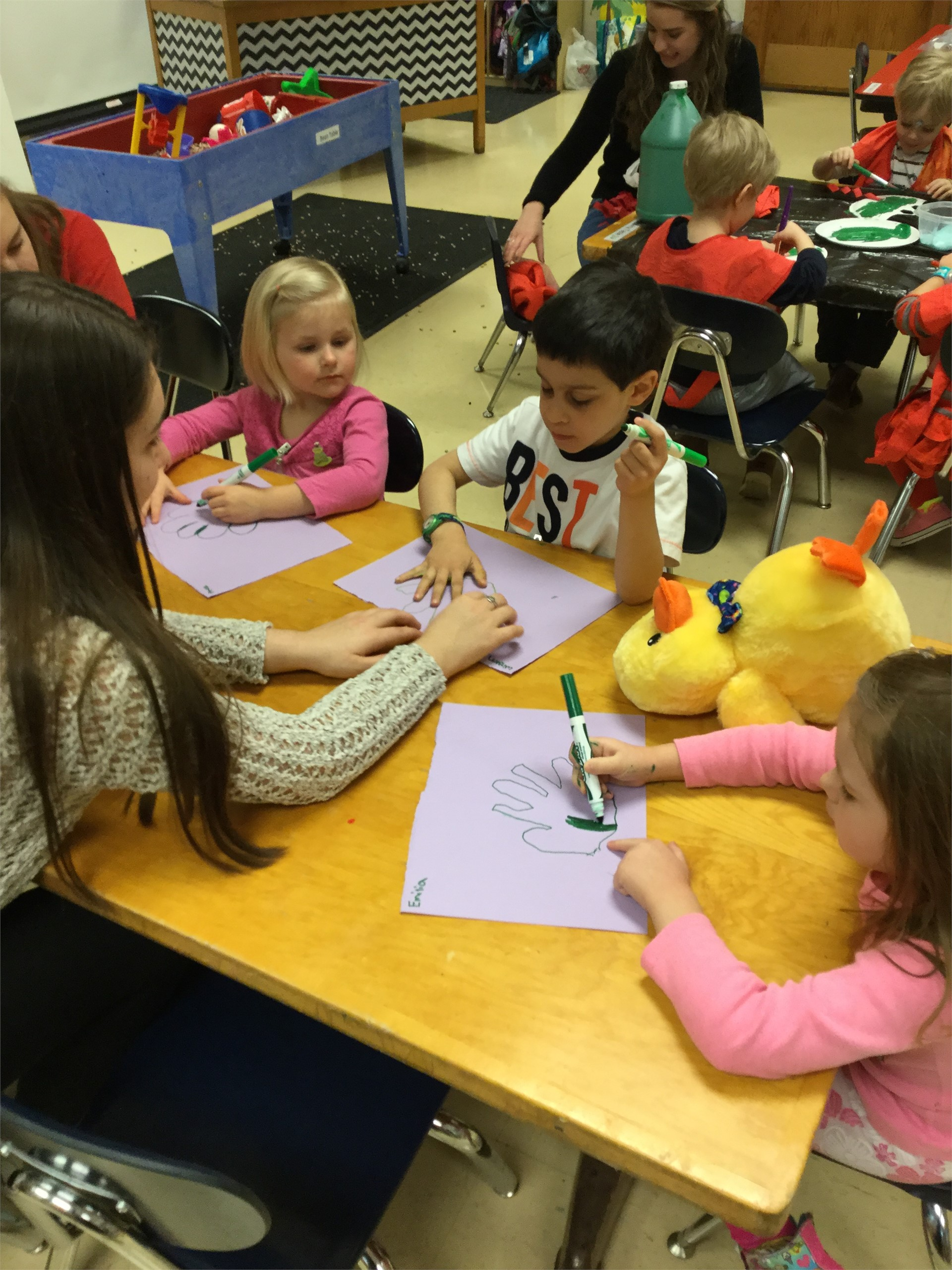Geneva 304 Students Enjoy a Day with STEM Activities