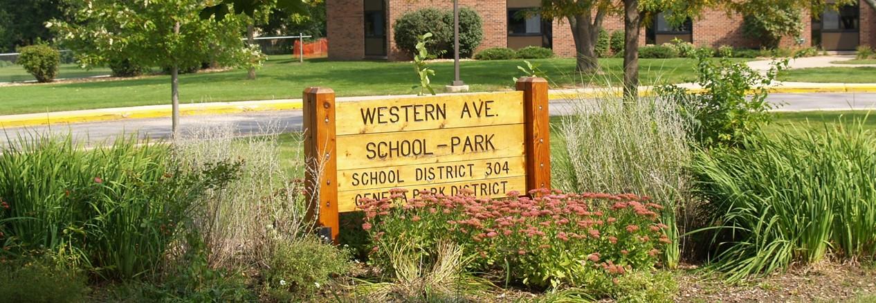 Western Avenue School