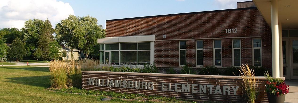 Welcome to Williamsburg Elementary School