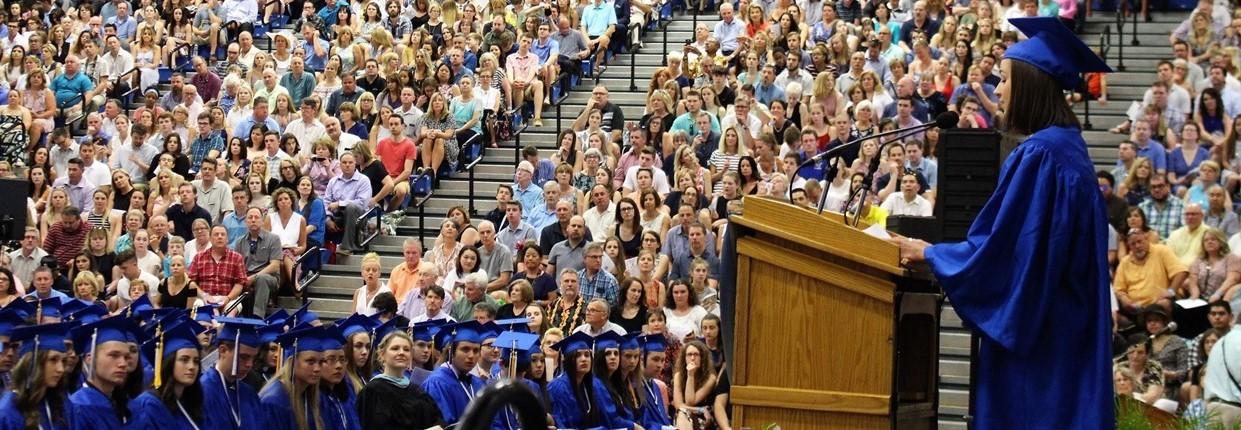 GHS Graduation Day 2018