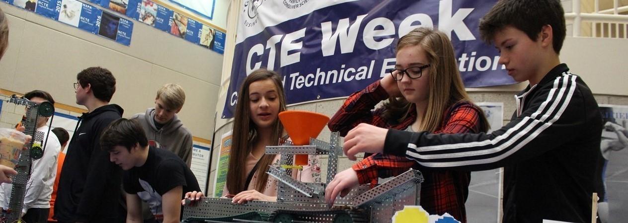 CTE Week at GHS