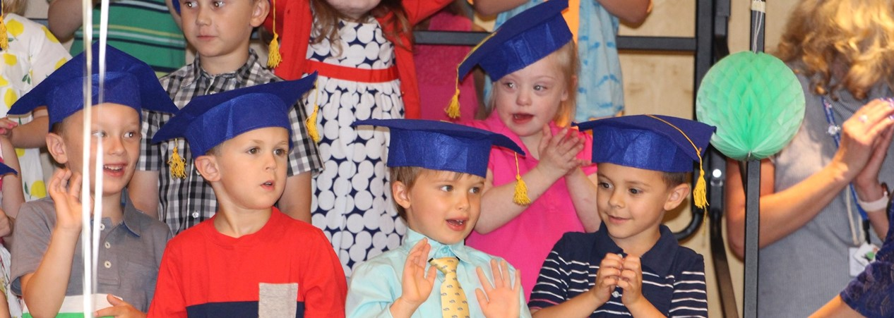 GELP Preschool Graduation Day