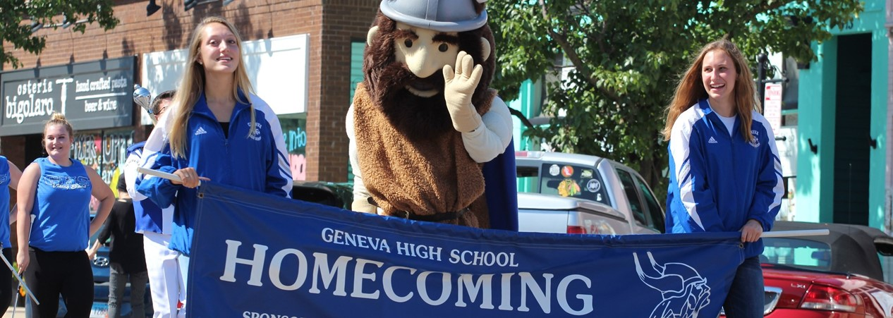 GHS Homecoming Parade