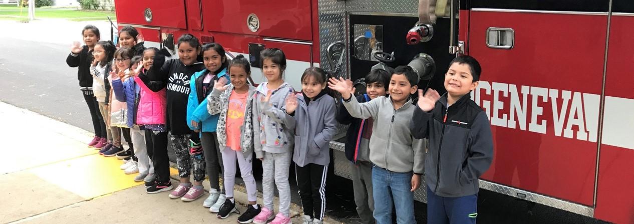 Geneva Fire Department Bilingual Presentation