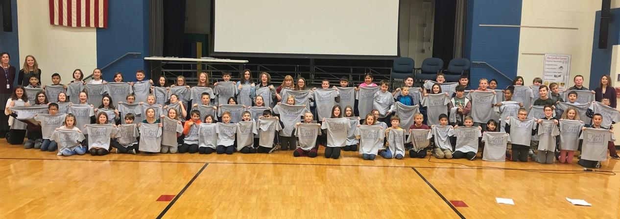 Amazing Shake Participants at HSS