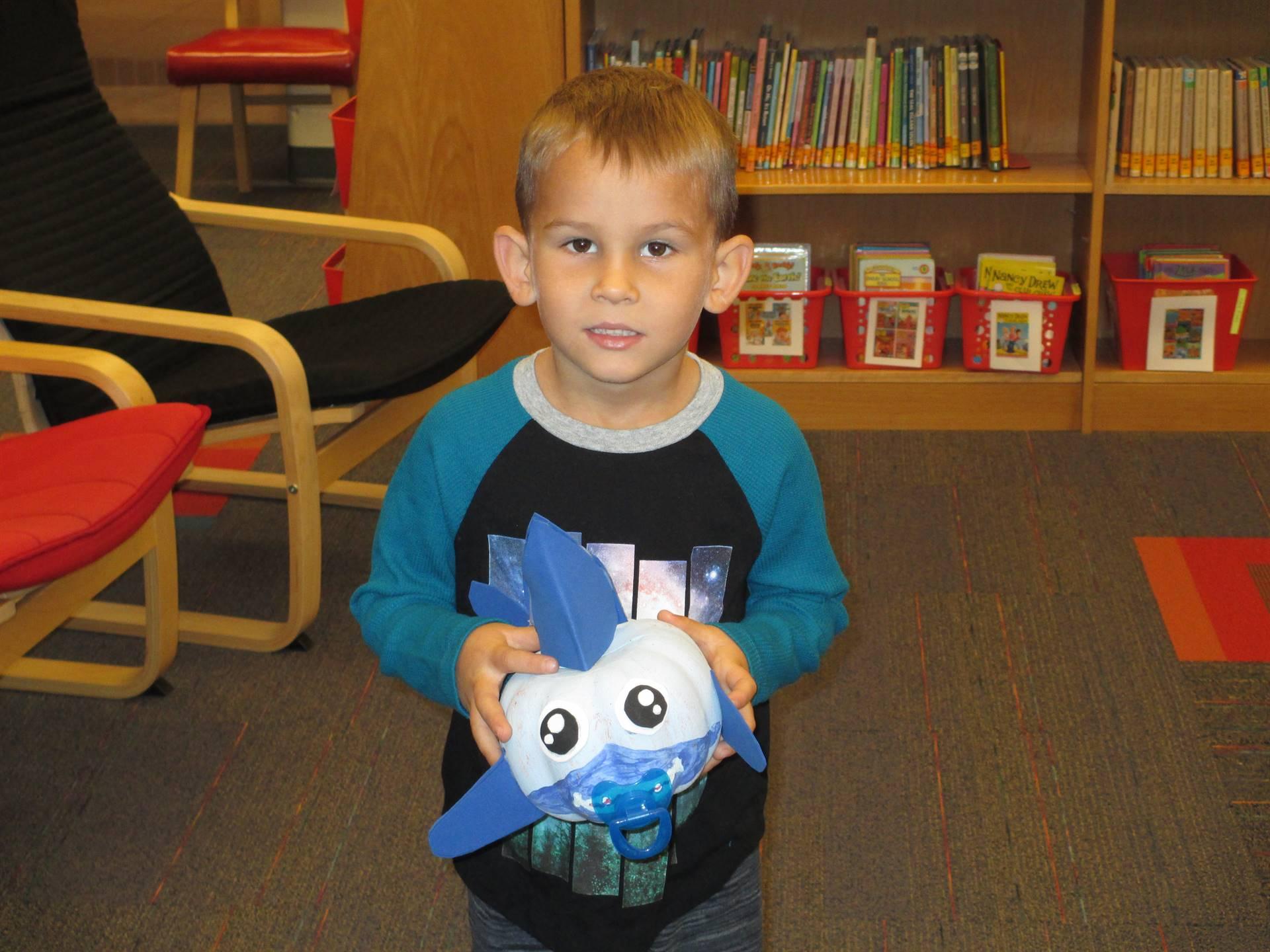 Kindergarten Winner