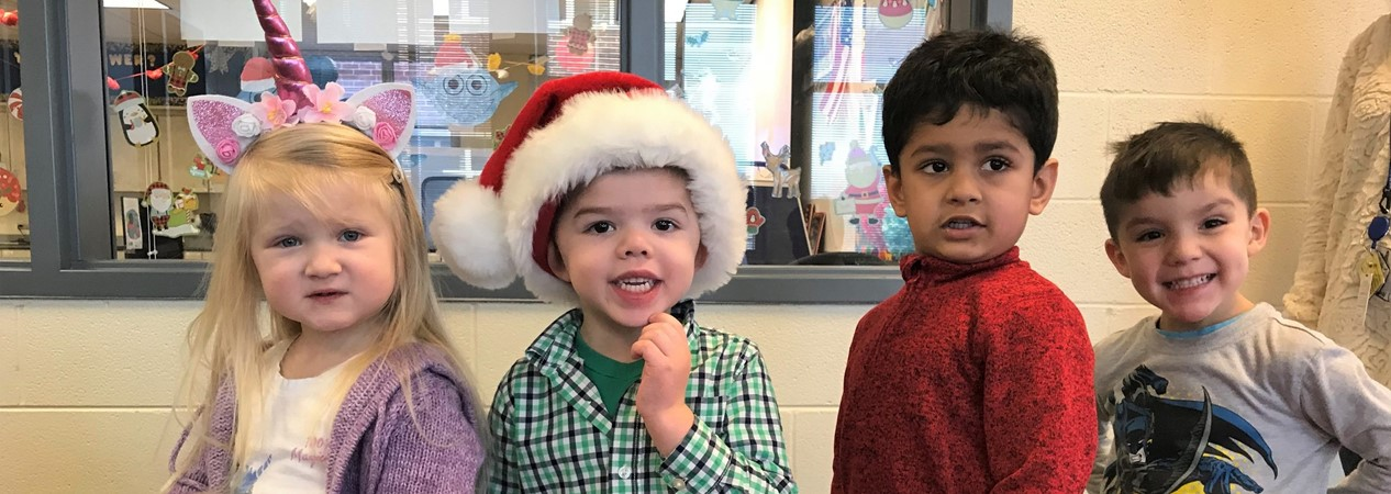 GELP Preschool Students Perform at Winter Concert