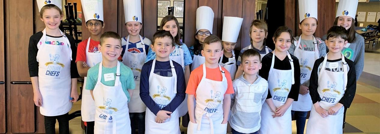 Sodexo Future Chefs Challenge 15 participants