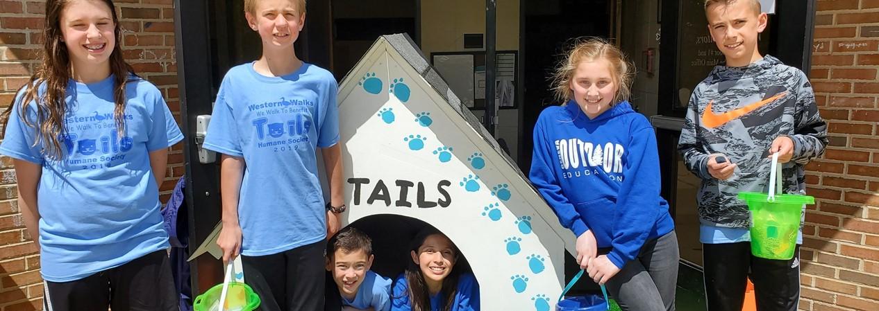 Tails Humane Society Fundraiser