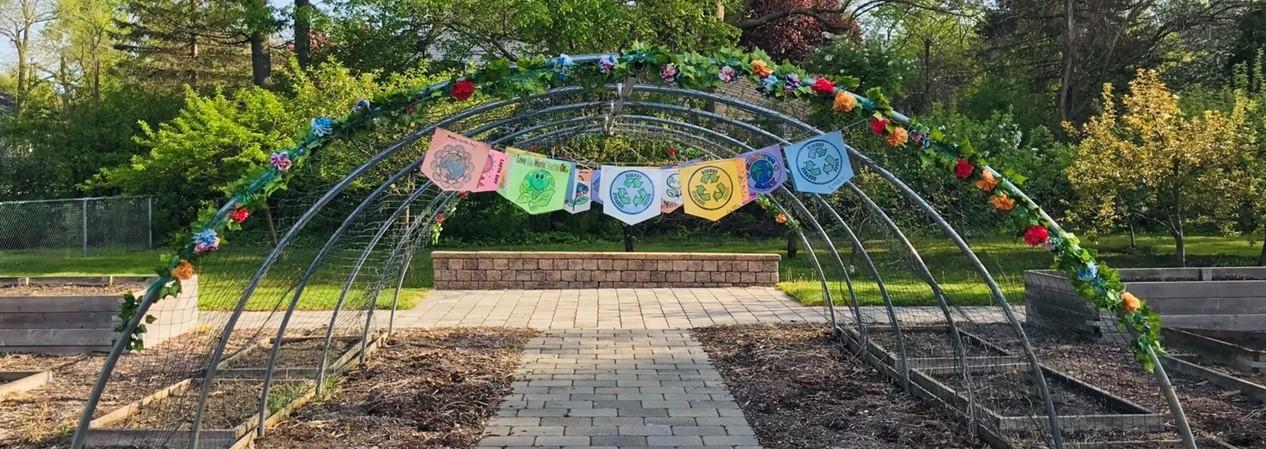 Western Avenue Elementary School Garden