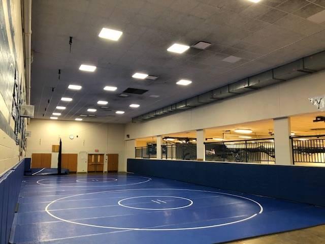 Wrestling Room 2