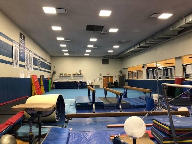 Gymnastics Room 2