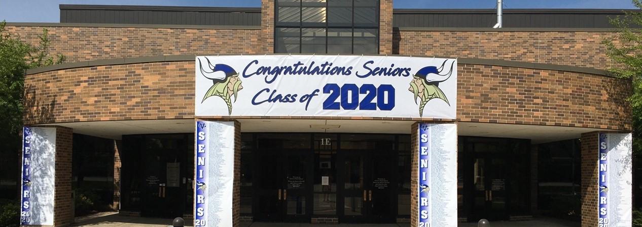 Geneva High School Class of 2020 Banner